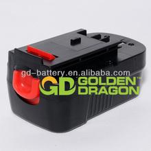 Black & Decker Tools, 18V 3.3Ah Slide Battery Pack HPB18