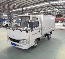 1500kgs capacity automatic transmission 2 seats electric van