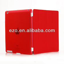 For ipad 4 smart cover and partner case 2 in one set