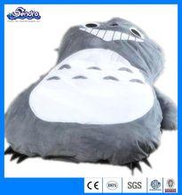 New product Plush stuffed Chinchilla shaped bed