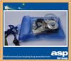 custom design printed clear PVC cellphone bags