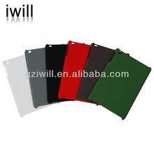 very hot selling dull polish plastic hard case for ipad mini