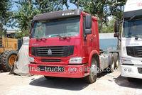 Sinotruk 6x4 Howo R c Tractor Truck