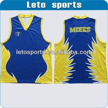 OEM service custom-made jersey basketball design