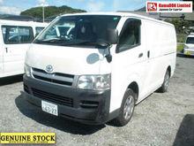 Stock#33731 TOYOTA REGIUS ACE FREEZER VANS Chassis:KDH200-0026098