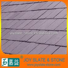 heat insulation purple roof tile