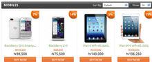 Buy Mobiles Online in Nigeria