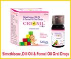 Simethicone, Dill Oil, Fennel Oil Oral Drops 15 ml