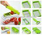 Abco Tech Multi Chopper Vegetable Cutting Dicing Slicing Kitchen Gadget Peeler