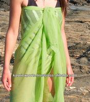 BEACHWEAR SWIMWEAR POLYESTER PAREOS for sexy & beautiful womens exotic indian fabrics worldwide famous pareos for girls