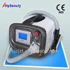 Portable yag laser facial rejuvenation machine F4 with infrared indicator light
