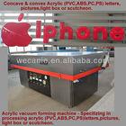 Acrylic vacuum forming machine,acrylic thermoforming