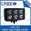 guangzhou cree driving led work light led work lamp used toyota jeep led car light 4x4 automotive parts