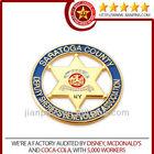 Round Metal Pin Badge
