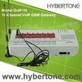 16 ports voip-gsm- goip Gateway/16 sim-karten