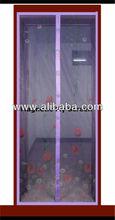 diy sliding screen door magnetic curtain fly screen curtain magnetic screen door