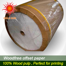 BV Certification main product white or color offset printing paper