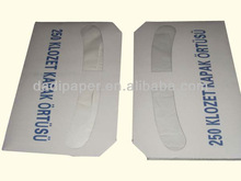 flushable paper toilet seat covers