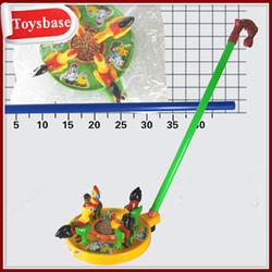 Latex chicken toy