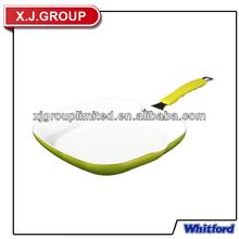 28cm Green Aluminum Ceramic Coating Skillet/Fry Pan