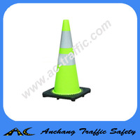 China Wholesale Traffic Small Barrier Cone AC6393