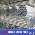 2013 venta caliente!!! Tubular de acero galvanizado del poste