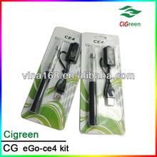 Newest design Christmas e-cigarette blister pack ego t blister kit