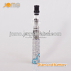 2014 new product ideas electric cigarette glass globe vaporizer wax vaporizer pen from Shenzhen suppliers