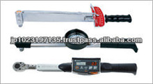 High quality digital torque wrench made in japan perfect for harsh work environments