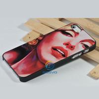 "Lovely Marilyn Monroe for iphone 5 5"" new design cases new arrival"