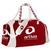 duffel sport gym bag with shoulder strap