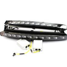 Auto led daytime running light / lamps for Audi Q7