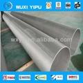 melhor qualidade 321 astm tubulação de aço inoxidável peso