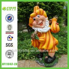 China Wholesale Beautiful Polyresin Fairy Figure