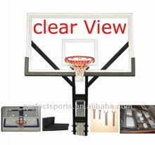 NBA Style Basketball Backboard