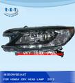Luz delantera para crv 2012-2013
