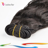 Manufacture 5A top quality natural wave virgin malaysian hair