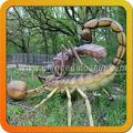 enorme animatronic insectos escorpión la fabricación de goma de juguetes de insectos