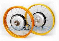 ce 2000w electric bike motor