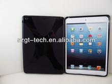 X line TPU case for ipad air, for ipad air tpu case for ipad 5