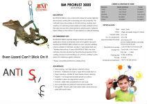 BM PRO-AS X5 (STICKER FREE COATING)
