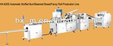 Stainless Steel Steamed Bun/Fancy Roll/ Bun Production Line