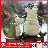 Manufacturer wholesale cute water animal plush alligator toy