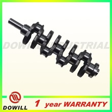 High precision truck crankshaft fit for TOYOTA 1RZ