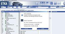 ETKA 7.3 + 7.4 08.2013 Germany + International + x64 + hardlok price lists from 05.2013 + base guilty 1,107,397 units