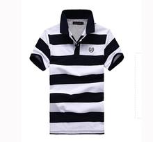 Customized durable polo shirt cotton elastane