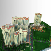 scale real estate model,scale residential model,architectural house model