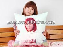 Eco-friendly Harmless to Body Printed Children Photo Cushion