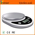 de alta calidad digital 5kg gramos escala