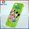 Lovely mickey mouse case for iphone 5g